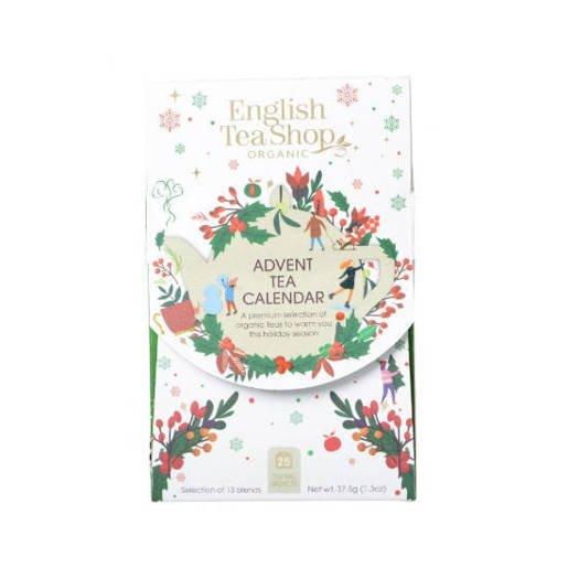 Advent Tea Calendar White - kalendarz adwentowy z herbatą
