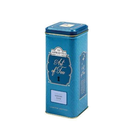 Ahmad Art of Tea Ginger Chai 100g herbata sypana