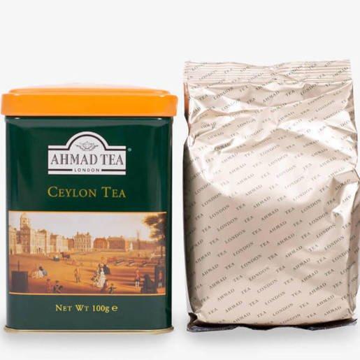 Ahmad Tea Ceylon Tea 100g herbata sypana