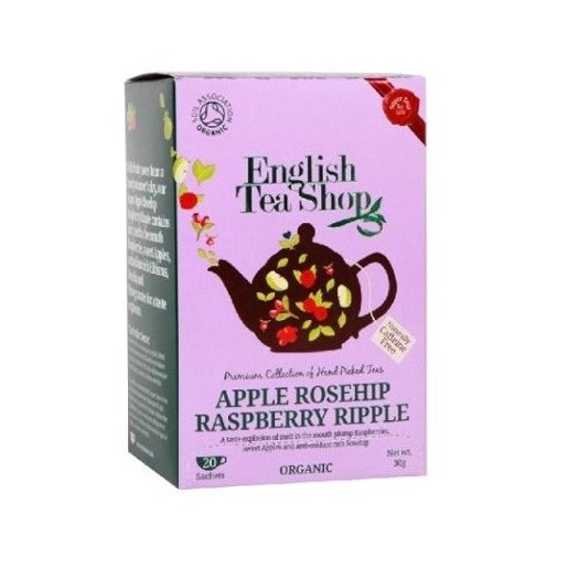 Apple Rosehip Raspberry Ripple - 20 saszetek