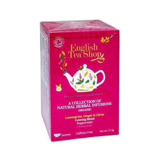Assorted Herbal Teas - 20 saszetek