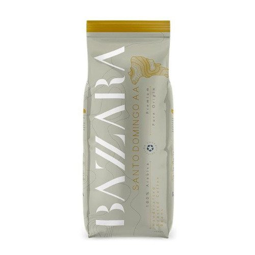 Bazzara Espresso Santo Domingo Washed AA 1kg kawa ziarnista