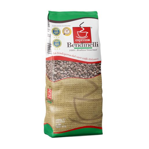 Bendinelli 100% Arabica kawa ziarnista 1kg x 8