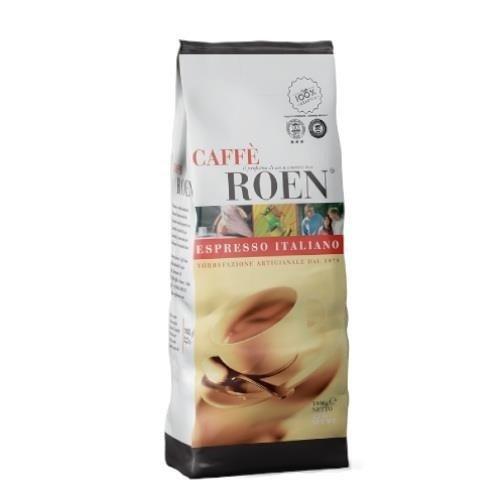 Caffe Roen 100% Arabica kawa ziarnista 1kg