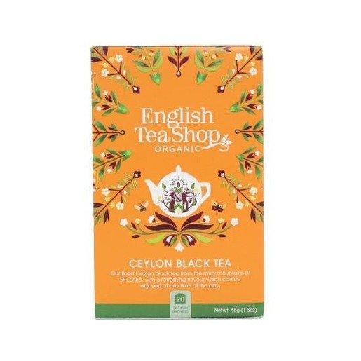 Ceylon Black Tea - 20 saszetek