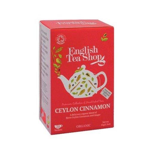 Ceylon Cinnamon - 20 saszetek