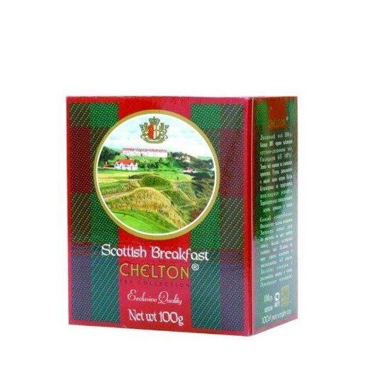 Chelton  Herbata  Szkockie Sniadanie / Scottish Breakfast Herbata 100g