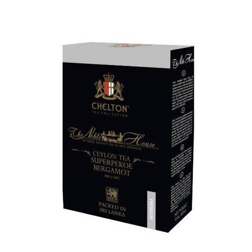 Chelton Noble House Ceylon Tea Super Pekoe Bergamot 100g