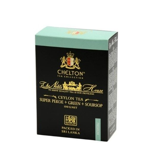 Chelton Noble House - Super Pekoe Green Sour Sup 100g