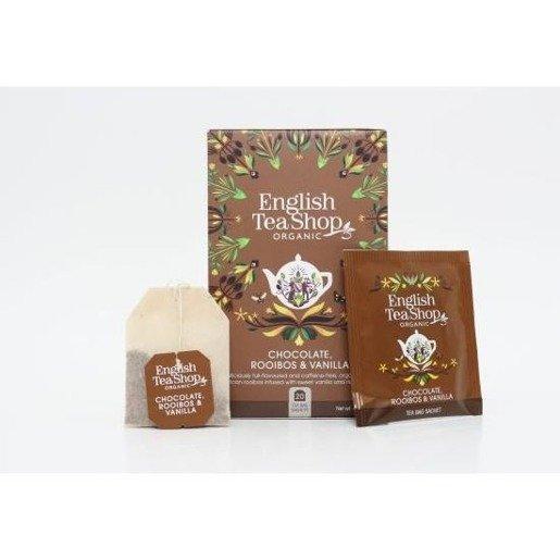 Chocolate Rooibos Vanilla - 20 saszetek