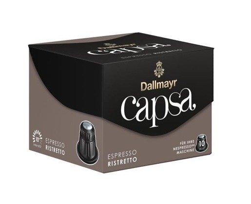 Dallmayr Nespresso Espresso Ristretto 10 kapsułek