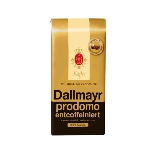 Dallmayr Prodomo Entcoffeiniert 500g kawa ziarnista bezkofeinowa
