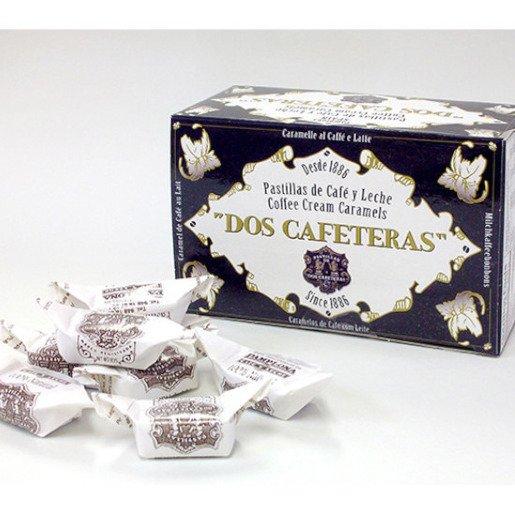 Dos Cafeteras karmelki z kremem kawowym 220g