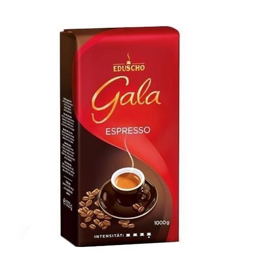 Eduscho Gala Espresso 1kg kawa ziarnista