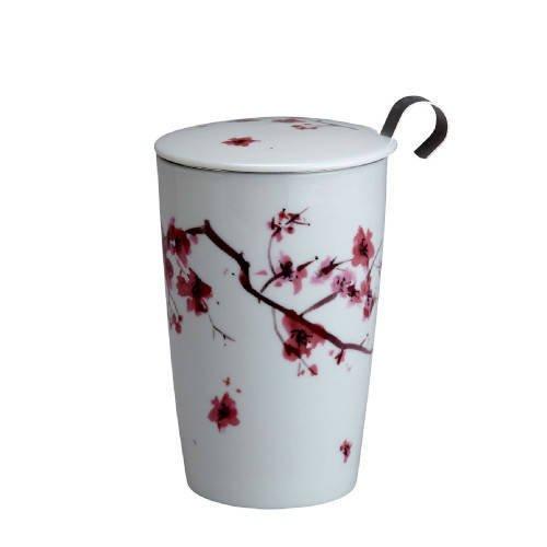 """Eigenart """"Cherry Blossom"""" - kubek z zaparzaczem"""