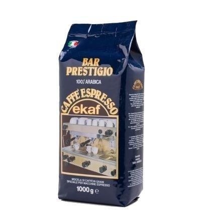 Ekaf Prestigio Arabica włoska ziarnista 1kg