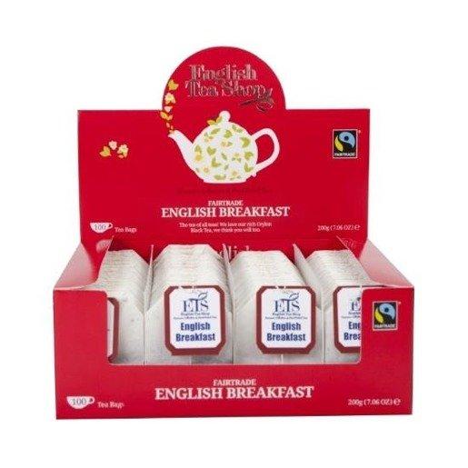 English Breakfast - 100 saszetek