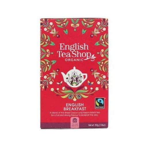 English Tea Shop English Breakfast - 20 saszetek