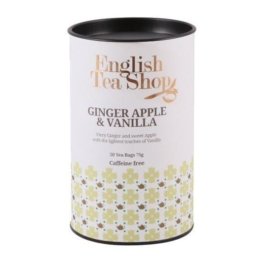 English Tea Shop Ginger Apple - Vanilla 50 torebek