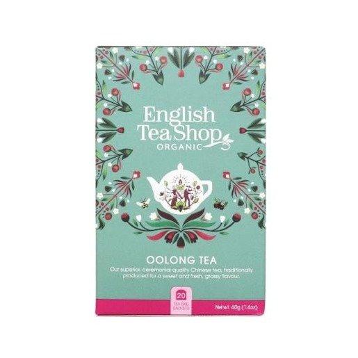English Tea Shop Oolong Tea - 20 saszetek