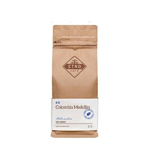 Etno Colombia Medellin kawa ziarnista 250g