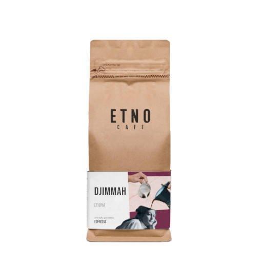 Etno Djimmah kawa ziarnista 250g