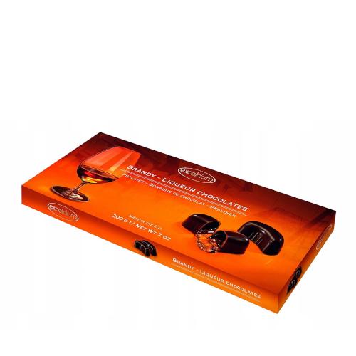 Excelcium Tradition  - czekoladki z brandy 200g