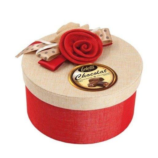 Feletti Elodie Chocolat - pralinki czerwone 250g