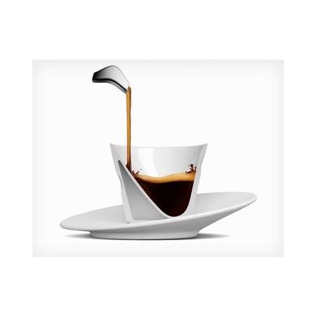 Filiżanka Lavazza Ecup Davide Oldani espresso