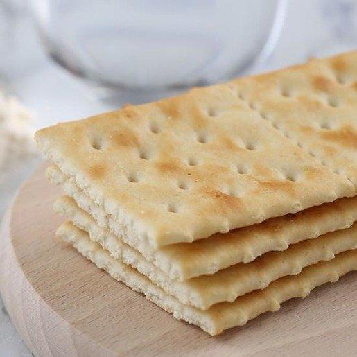 Gran Pavesi Cracker Krakersy bez soli 560 g