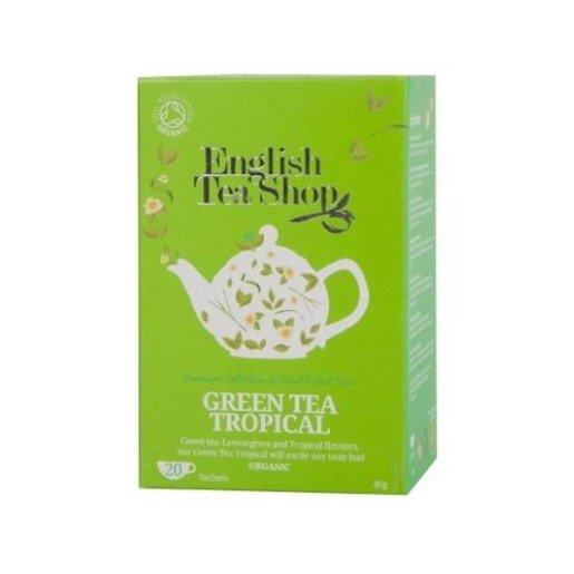 Green Tea Tropical Fruits - 20 saszetek
