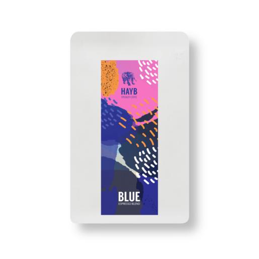Hayb Blue Espresso Blend 250 g - kawa ziarnista