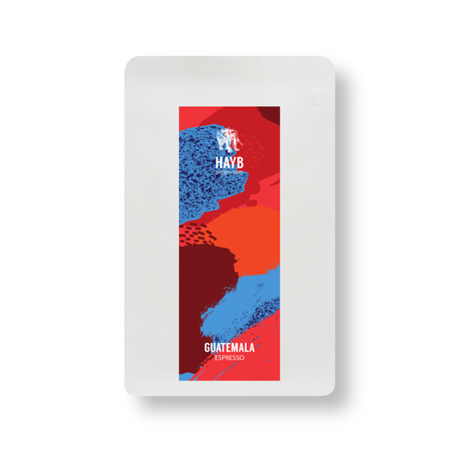 Hayb Guatemala Huehuetenango 250 g - kawa ziarnista