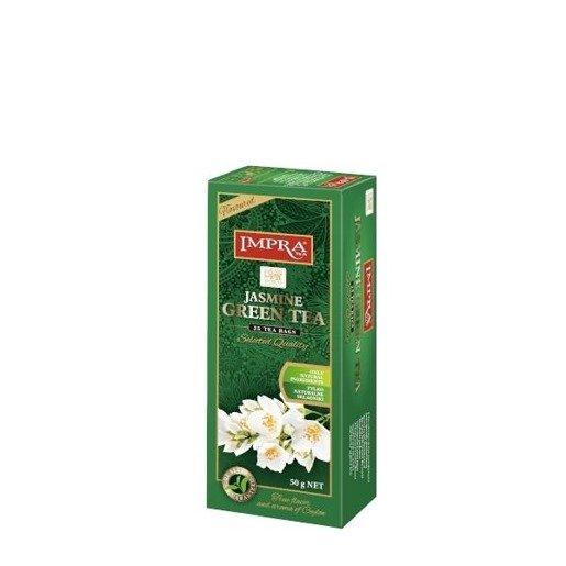 Impra - Jasmine Green Tea 25x2g herbata ekspresowa
