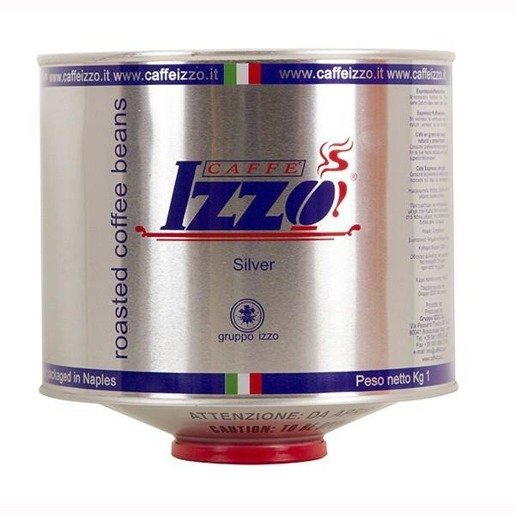 Izzo Silver 1 kg kawa ziarnista