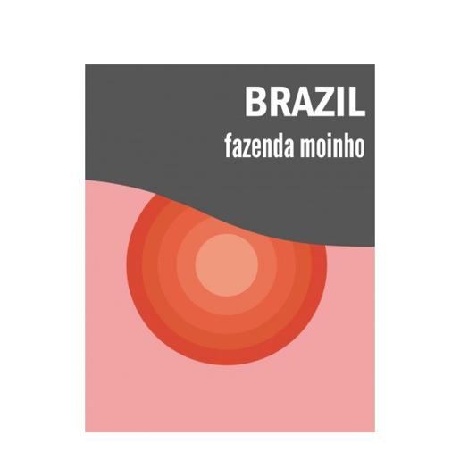 Java Coffee - Brazil fazenda moinho ziarnista 250g