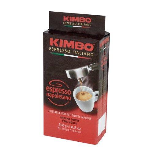 Kimbo Espresso Napoletano 250g kawa mielona x 10
