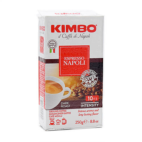 Kimbo Espresso Napoli 250g kawa mielona x 20