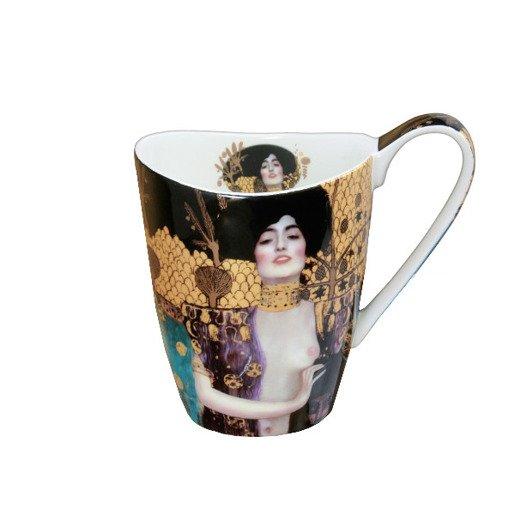 Kubek Judith - Gustav Klimt 400 ml