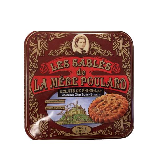 La Mere Poulard ciastka z kawałkami czekolady 250g