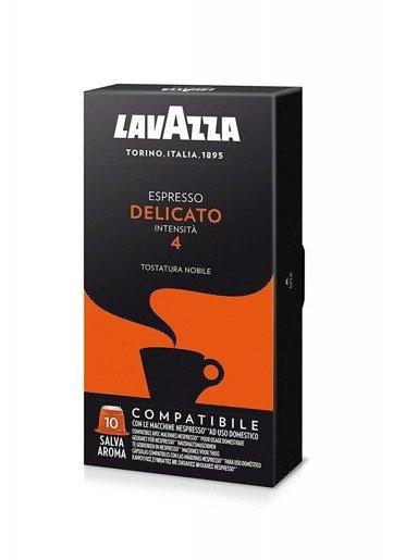 Lavazza Nespresso Delicato 10 kapsułek