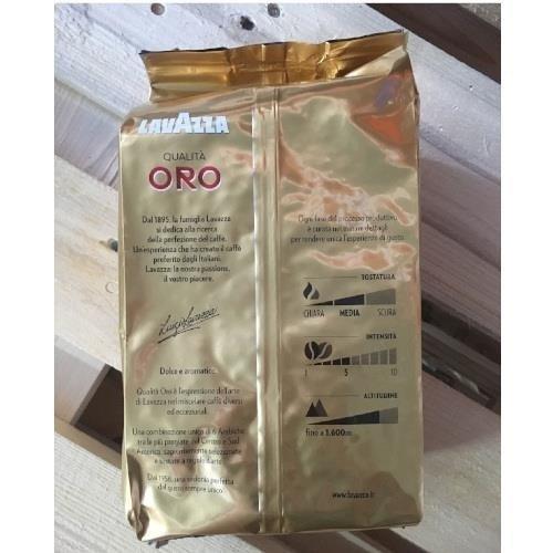 Lavazza Qualita Oro 1kg - Włoska kawa ziarnista