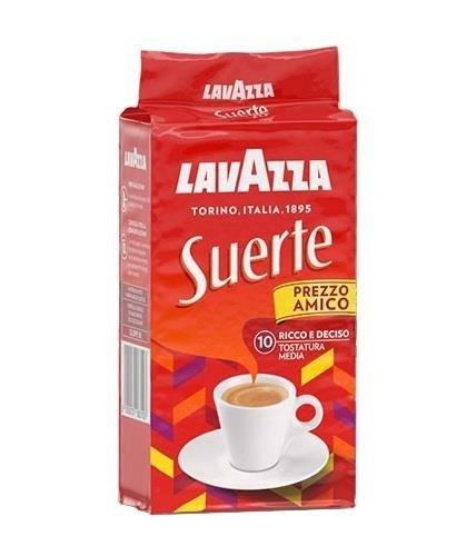 Lavazza Suerte 250g kawa mielona