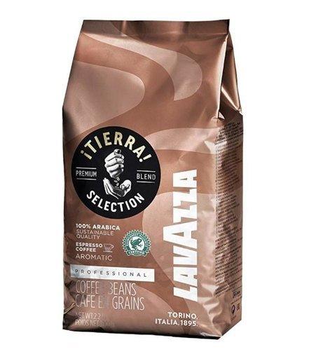 Lavazza Tierra Selection 1kg kawa ziarnista
