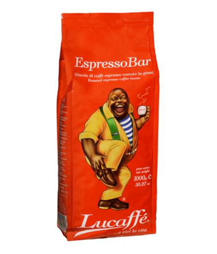 Lucaffe Espresso Bar 1kg kawa ziarnista