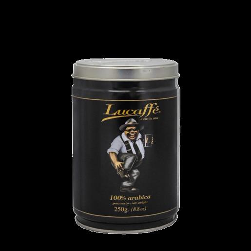Lucaffe Mr.Exclusive 250g kawa ziarnista puszka