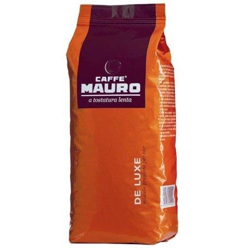 Mauro De Luxe 1kg kawa ziarnista x 6