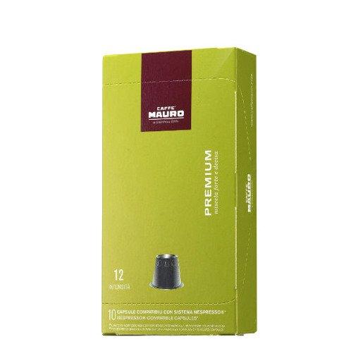 Mauro Premium Nespresso - 10 kapsułek