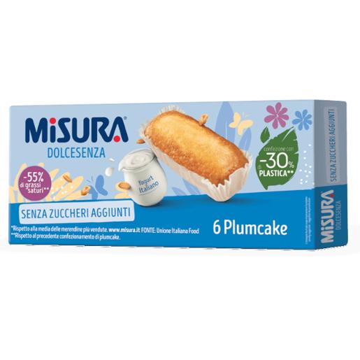 Misura Dolcesenza Plumcake - miękkie bułeczki 190g