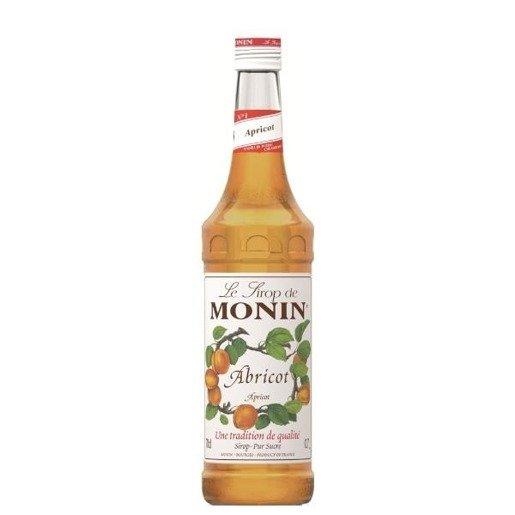 Monin Apricot 700 ml - syrop morelowy